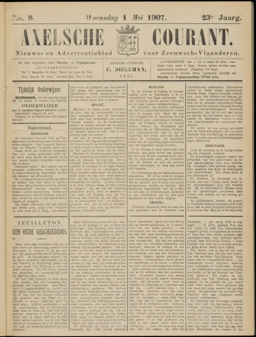 Axelsche Courant 1907-05-01