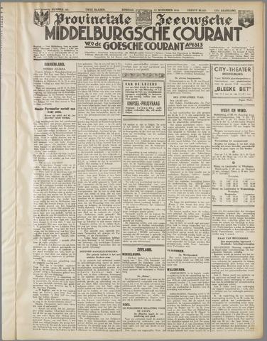 Middelburgsche Courant 1934-11-13