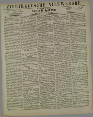Zierikzeesche Nieuwsbode 1891-04-14
