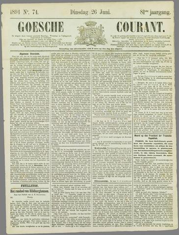 Goessche Courant 1894-06-26