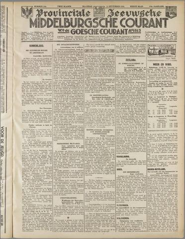 Middelburgsche Courant 1933-09-11