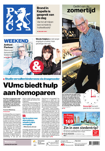 Provinciale Zeeuwse Courant 2017-03-25