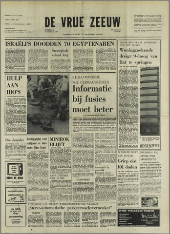 de Vrije Zeeuw 1970-01-24