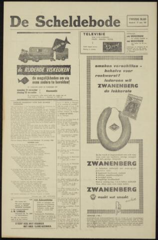 Scheldebode 1960-11-17