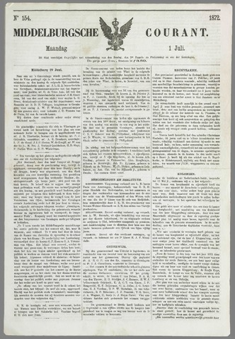 Middelburgsche Courant 1872-07-01