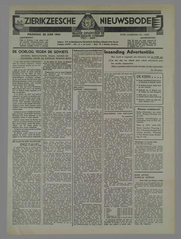 Zierikzeesche Nieuwsbode 1941-07-08