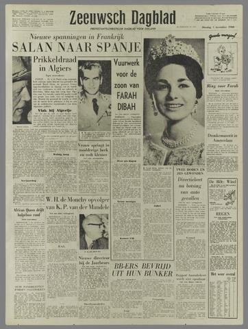 Zeeuwsch Dagblad 1960-11-01