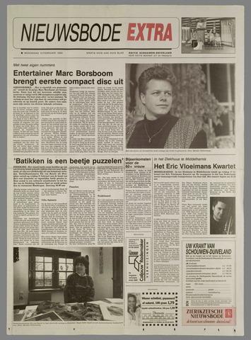 Zierikzeesche Nieuwsbode 1995-02-15