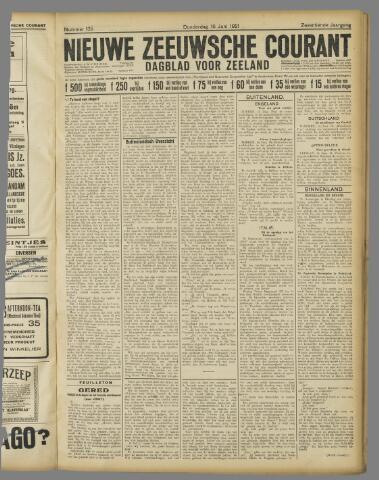 Nieuwe Zeeuwsche Courant 1921-06-16