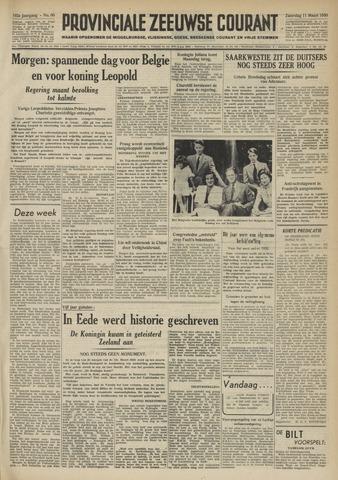 Provinciale Zeeuwse Courant 1950-03-11