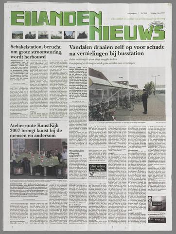 Eilanden-nieuws. Christelijk streekblad op gereformeerde grondslag 2007-06-01