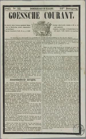 Goessche Courant 1865-03-16