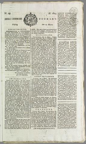 Zierikzeesche Courant 1824-03-19