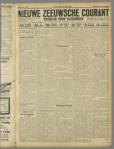 Nieuwe Zeeuwsche Courant 1921-05-12