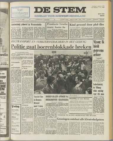 de Stem 1974-08-06