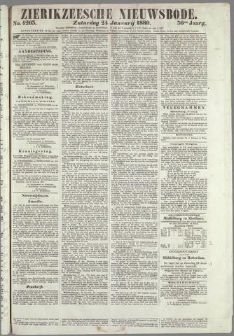 Zierikzeesche Nieuwsbode 1880-01-24