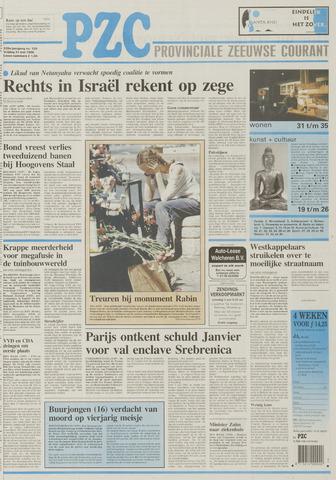 Provinciale Zeeuwse Courant 1996-05-31