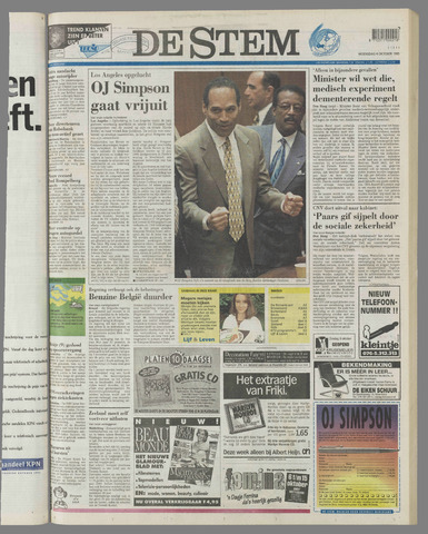 de Stem 1995-10-04
