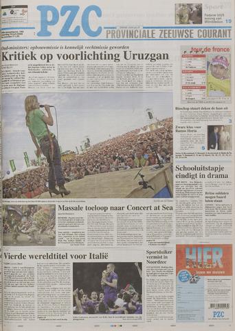 Provinciale Zeeuwse Courant 2006-07-10