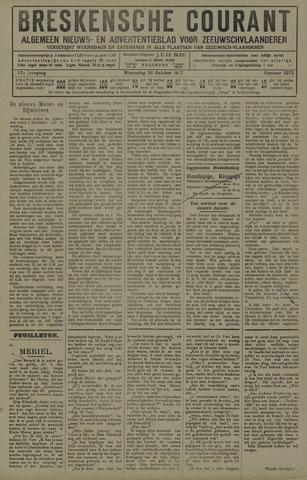 Breskensche Courant 1927-10-26