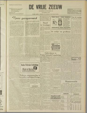 de Vrije Zeeuw 1959-12-24