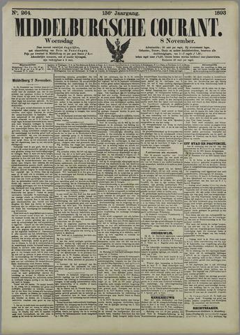 Middelburgsche Courant 1893-11-08
