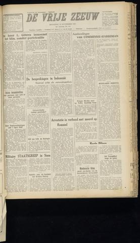 de Vrije Zeeuw 1947-11-10