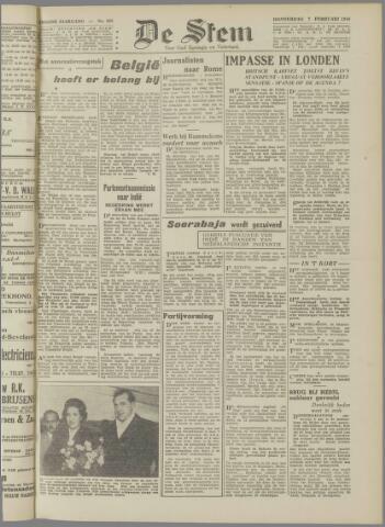 de Stem 1946-02-07