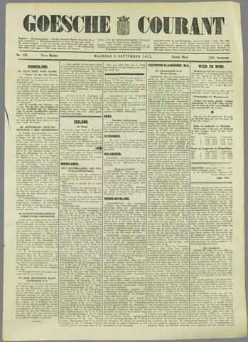 Goessche Courant 1932-09-05