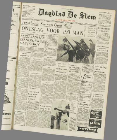 de Stem 1967-04-12