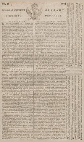 Middelburgsche Courant 1785-03-01