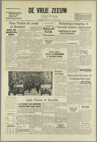 de Vrije Zeeuw 1964-12-03