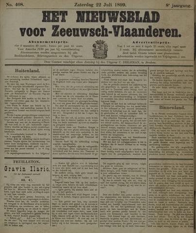 Nieuwsblad voor Zeeuwsch-Vlaanderen 1899-07-22