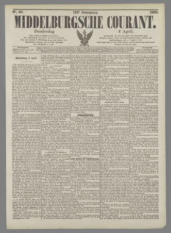 Middelburgsche Courant 1895-04-04