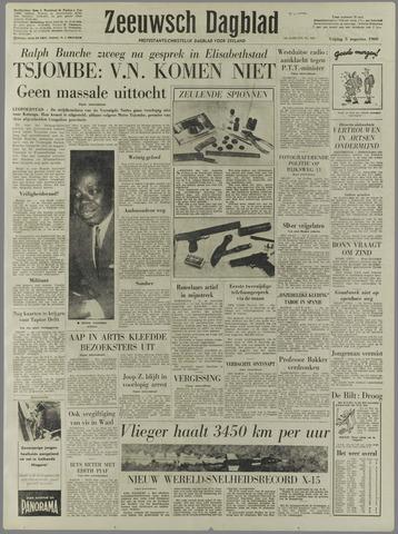 Zeeuwsch Dagblad 1960-08-05