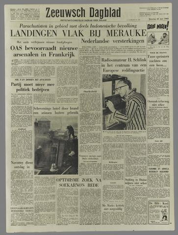 Zeeuwsch Dagblad 1962-06-25