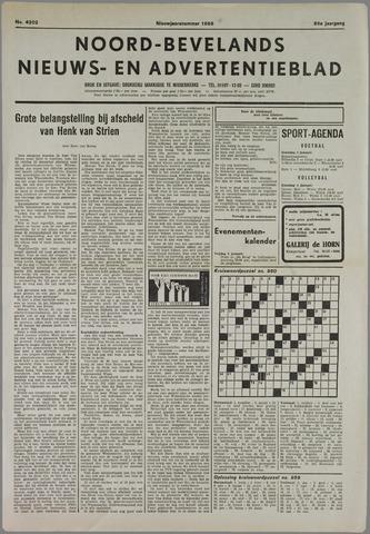 Noord-Bevelands Nieuws- en advertentieblad 1986