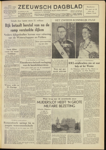 Zeeuwsch Dagblad 1955-01-07