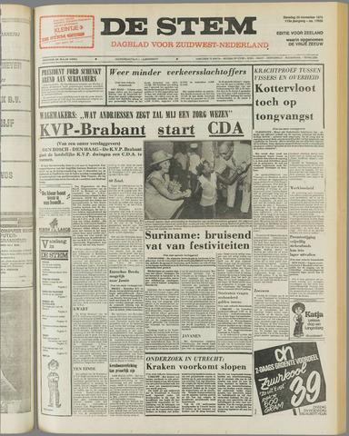 de Stem 1975-11-25