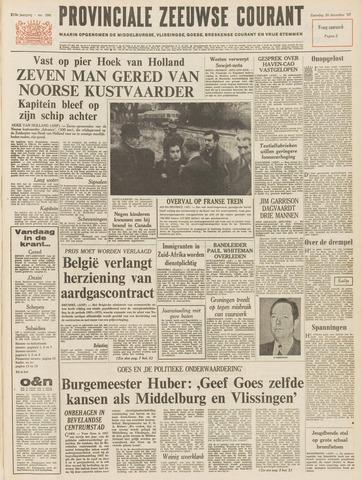 Provinciale Zeeuwse Courant 1967-12-30