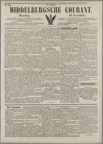 Middelburgsche Courant 1897-11-29