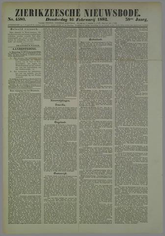 Zierikzeesche Nieuwsbode 1882-02-16