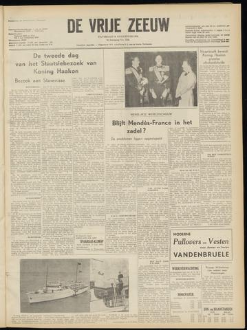 de Vrije Zeeuw 1954-08-14