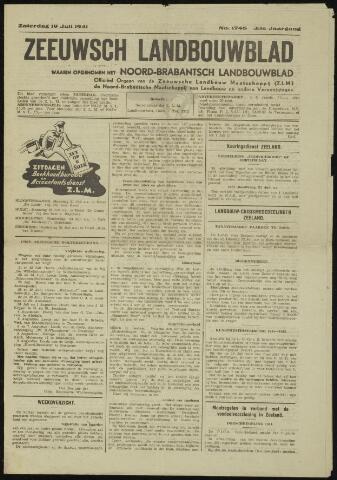 Zeeuwsch landbouwblad ... ZLM land- en tuinbouwblad 1941-07-19