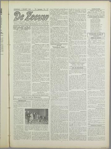 De Zeeuw. Christelijk-historisch nieuwsblad voor Zeeland 1943-03-02