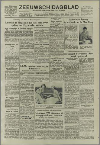 Zeeuwsch Dagblad 1953-07-22