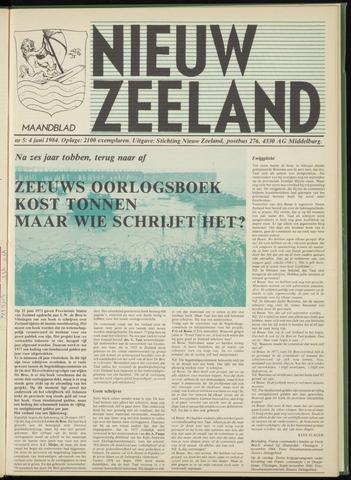 Nieuw Zeeland 1984-06-04
