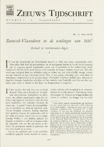 Zeeuws Tijdschrift 1960-09-01