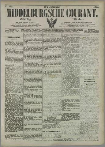 Middelburgsche Courant 1891-07-25