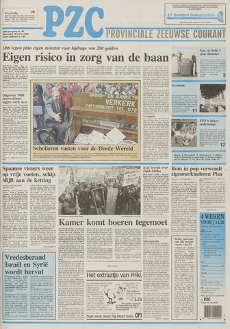Provinciale Zeeuwse Courant 1995-03-15
